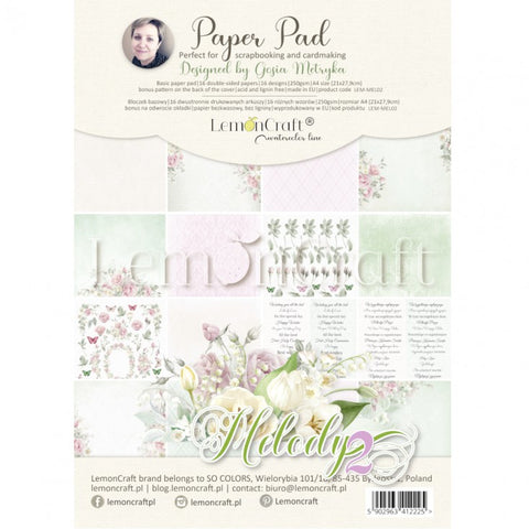 Lemoncraft Melody A4 paper pack