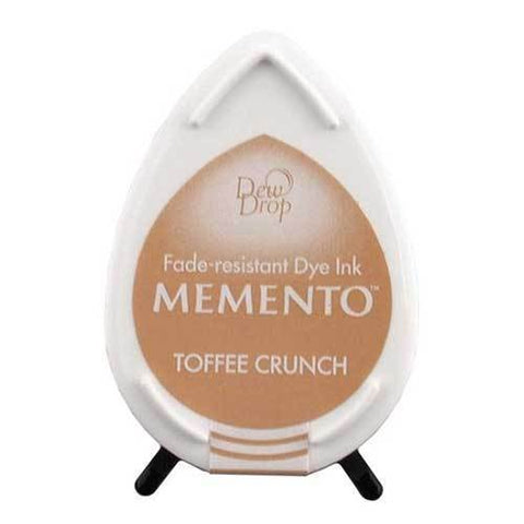 Memento tear drop - Toffee crunch