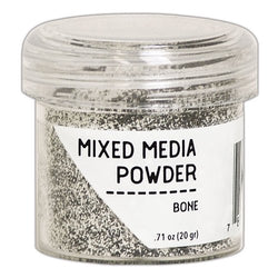 Ranger  mixed media powder bone
