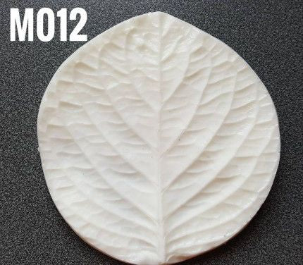 Mould for foamiran - Large leaf M012