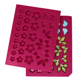 Heartfelt Creations Cherry blossoms 3D shaping mould