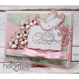 Heartfelt Creations - Flowering dogwood - stamp and die set