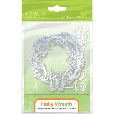 Tonic studio Holly wreath