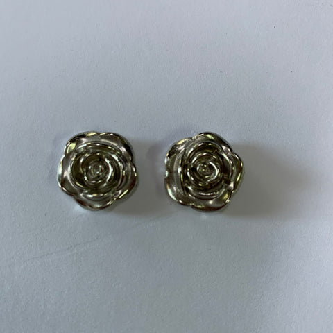 Metal rose set 1.5cm
