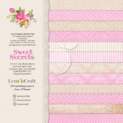 Lemoncraft Sweet secrets basics