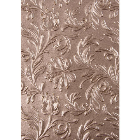 Sizzix 3D embossing folder Botanical