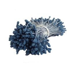 Stamens 2mm - Dark blue - 20 per pack