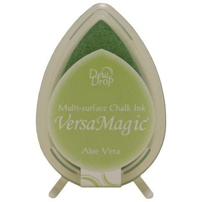 Versamagic dew drop ink pad - Aloe vera
