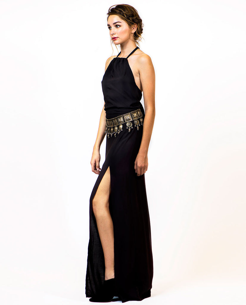 THE SOLANO MAXI DRESS