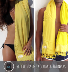 Balinesas Bright Lemon