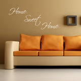 Home Sweet Home - Wall Quote