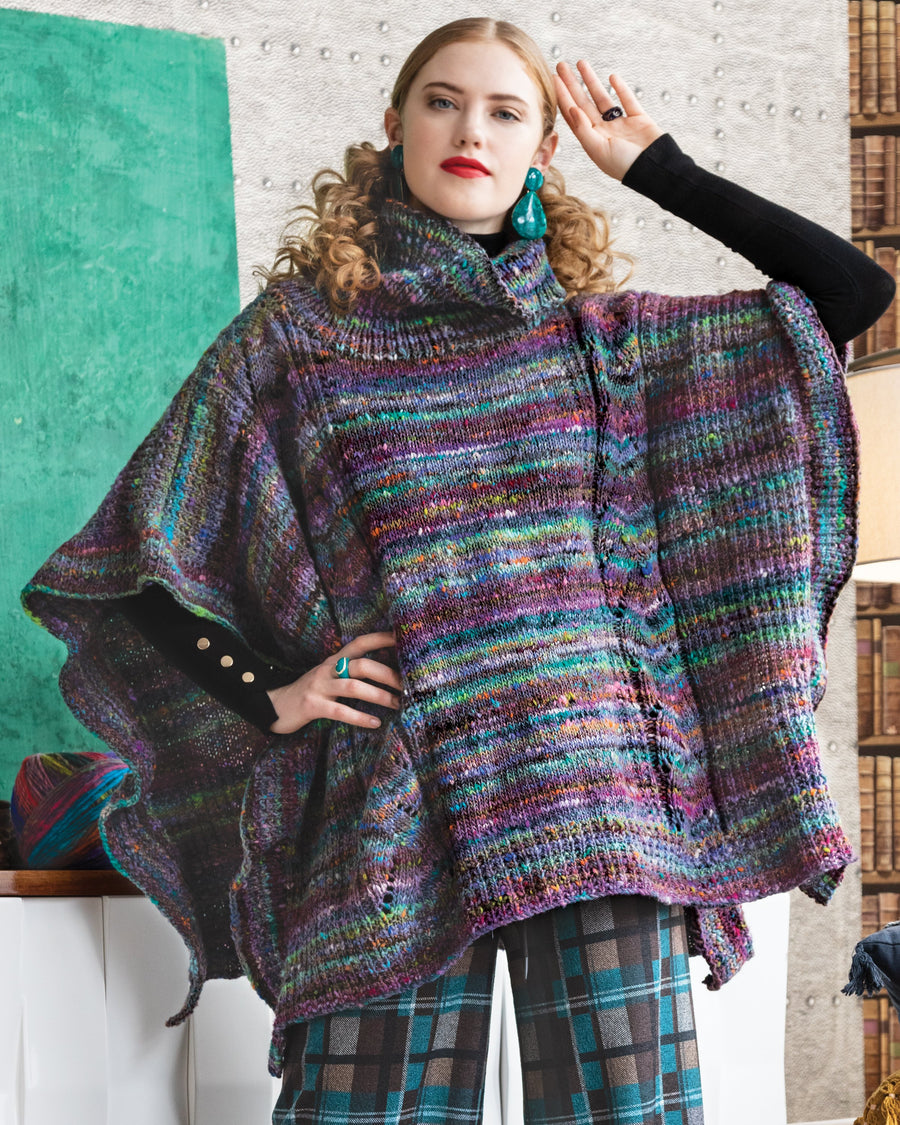 From Noro Magazine Issue 15- - Poncho