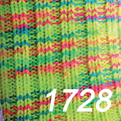 On Line - Supersocke - Neon Color Two - Pitanga Yarns  - 2