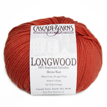 Cascade Yarns - Longwood Yarn - Pitanga Yarns