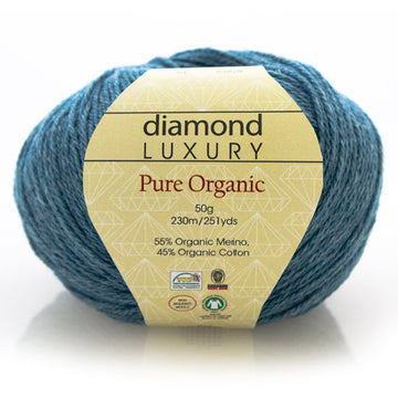 Diamond Luxury - Pure Organic Yarn