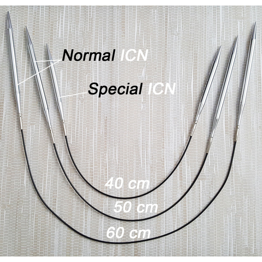 Special/ Normal Interchangeable Needles - Knitter's Pride