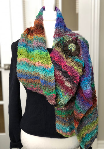 Noro Ito Scarf - Free Pattern
