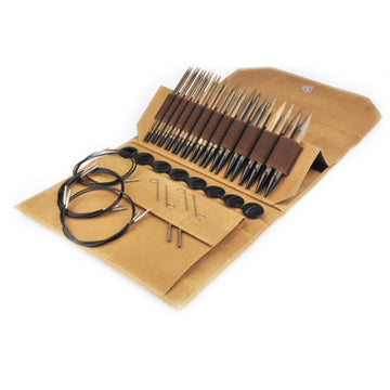 Umber - Interchangeable Circular Knitting Needles Set 5