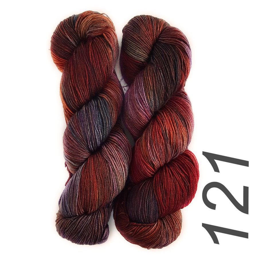 Malabrigo - Sock Yarn - 121
