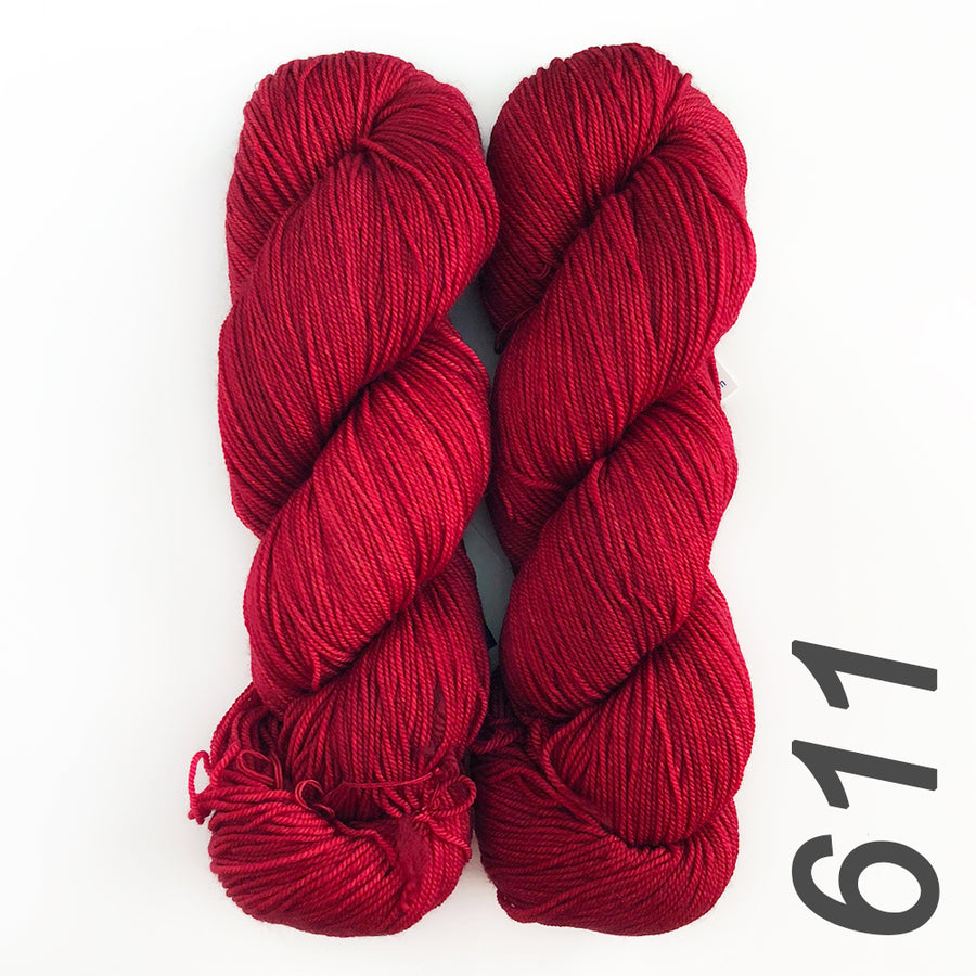 Malabrigo - Sock Yarn - 611