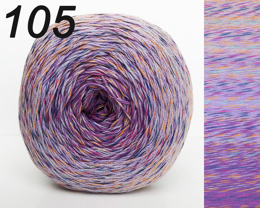 Knitting Fever - Painted Lace Yarn - 105