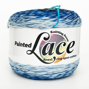 Knitting Fever - Painted Lace Yarn