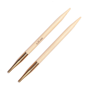 Bamboo - Normal Interchangeable Needle Tips - Knitter's Pride - Pitanga Yarns