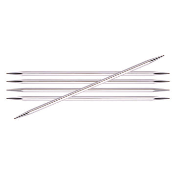 Nova Cubics Platina - Double Pointed Needles 6