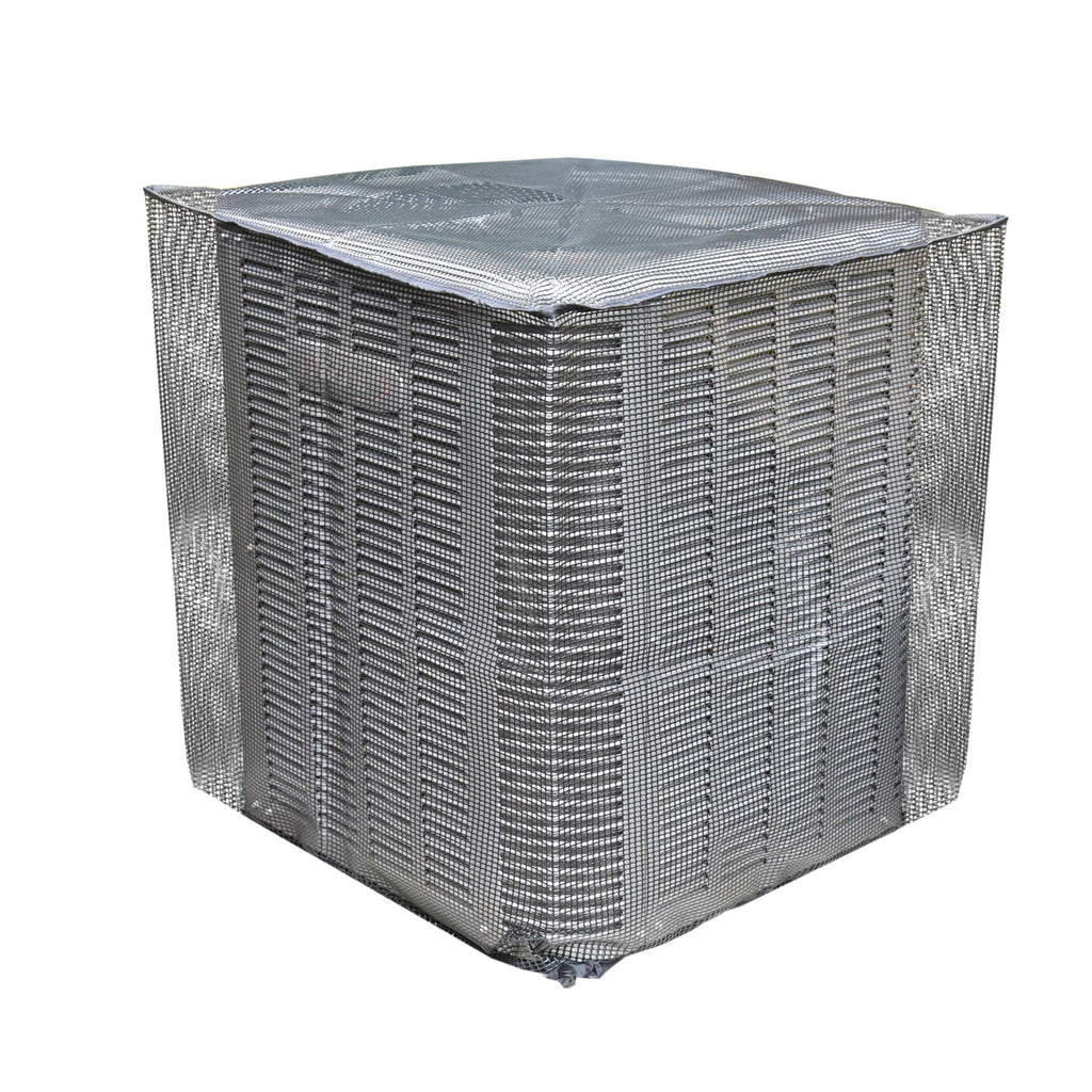 AC Cover on Air Conditioning Unit