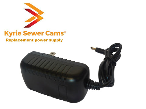 Kyrie Sewer Camera power supply