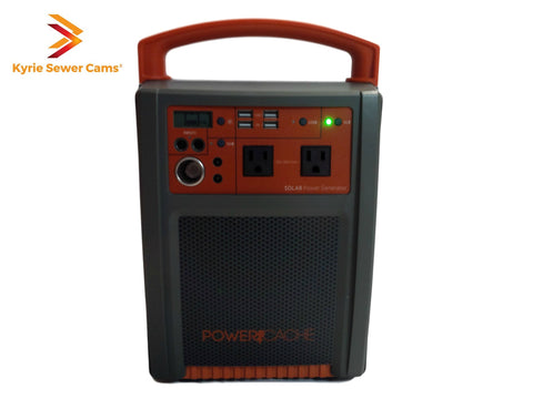 Kyrie Sewer Camera battery pack