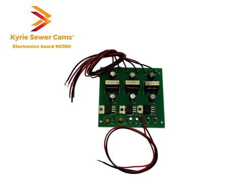 Kyrie Cam Power Board