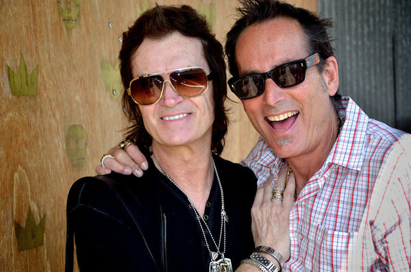 Glenn Hughes Inducted into the Rock and Roll Hall of Fame