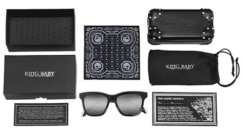 King Baby Eyewear Packaging