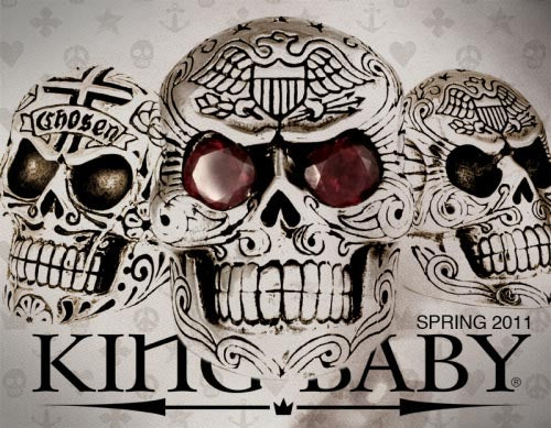 Behind the Scenes Look at the Making of the New King Baby Skull Ring!