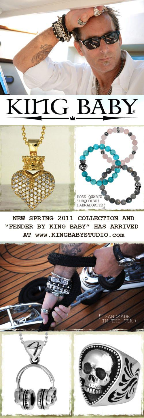 SPRING 2011 BY KING BABY