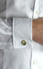 Shield Concho Cufflinks