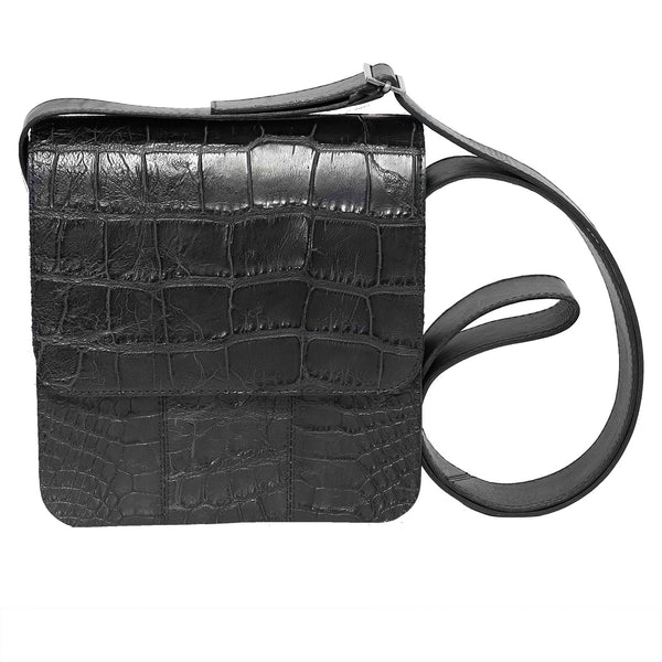 Gator Cross Body Bag Messenger Style