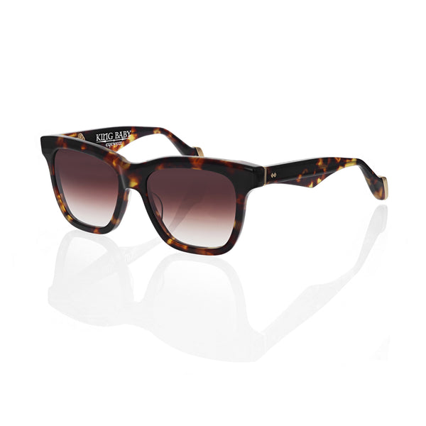 The Santa Monica Sunglasses - Brown Tortoise