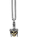king baby limited edition gladiator skull pendant