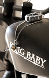 King Baby Limited Edition Biker Skull Pendant