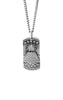 Eye of Providence Dog Tag Pendant