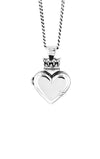 Crowned Heart Locket