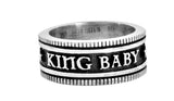 King Baby Vintage Coin Ring