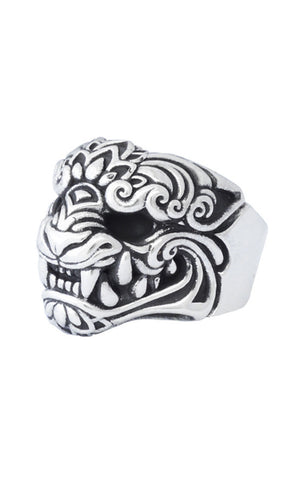 Oni Mask Ring