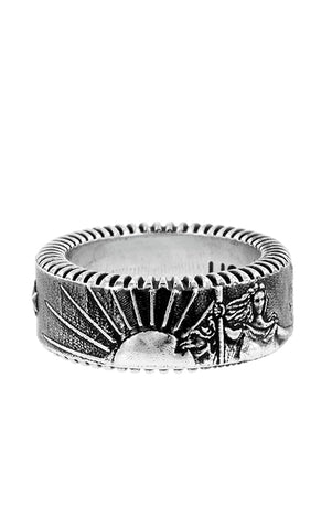 Liberty Coin Edge Wide Band