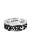 king baby men's indian rings