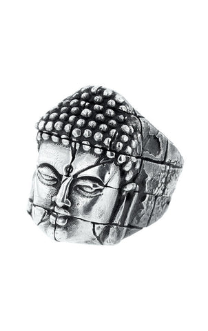 Temple Ruin Buddha Ring