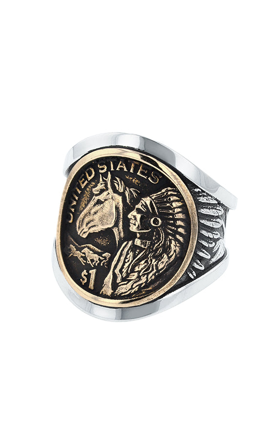 King Baby Chief and Horse Ring