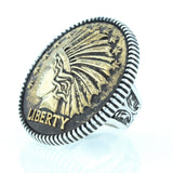 Statement Headdress Ring